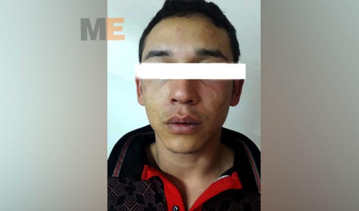 En Uruapan requieren a un hombre implicado en homicidio ocurrido en Caltzontzin
