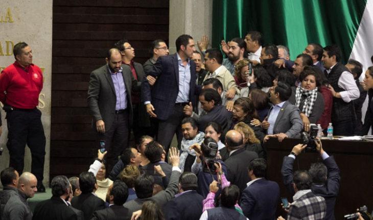 En la madrugada y con inconformidades de la oposición, Morena aprueba Presupuesto 2019