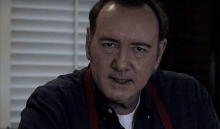 En la piel de Frank Underwood, Kevin Spacey se defendió de las acusaciones