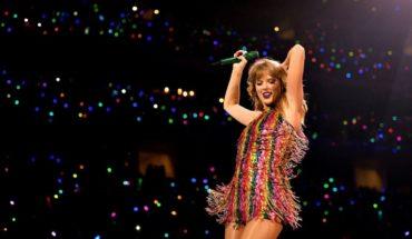 En su cumpleaños, Taylor Swift anunció que lanzará una película
