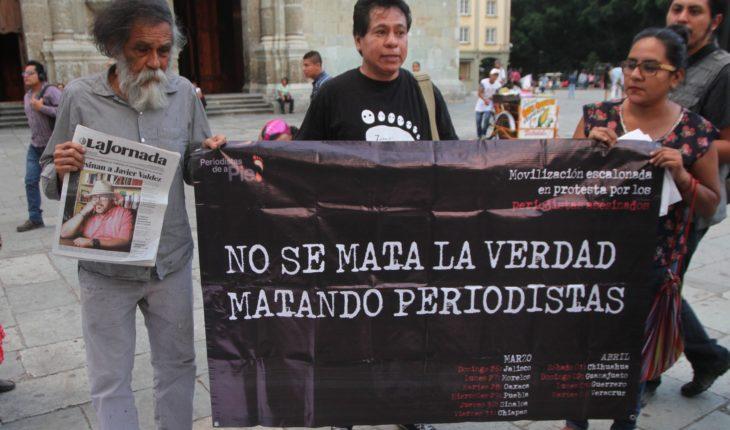 Encuentran el cuerpo del periodista Alejandro Márquez