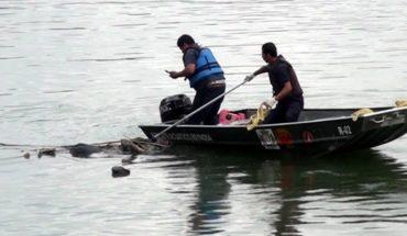 Encuentran un cuerpo flotando en canal de Reynosa