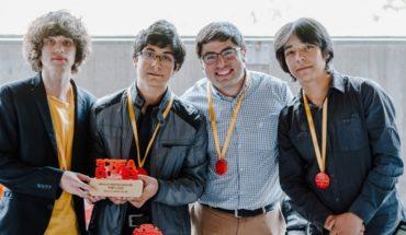 Escolares de Región de Ñuble crean impresora braille económica y ganan premio nacional de talento digital