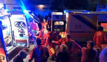 Estampida en discoteca de Italia deja seis muertos y decenas de heridos