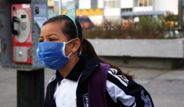 Este miércoles amanece mala la calidad del aire en CDMX y EdoMex