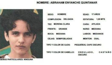 Estudiante del CCH Naucalpan lleva 11 días desaparecido