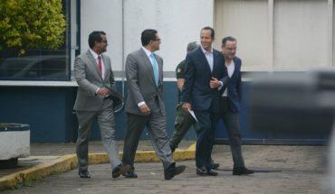 Exfuncionarios de Duarte salen de prisión