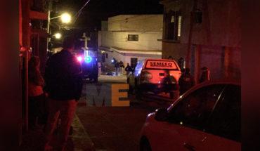 Fallece motociclista después de ser agredido a balazos, en Jacona