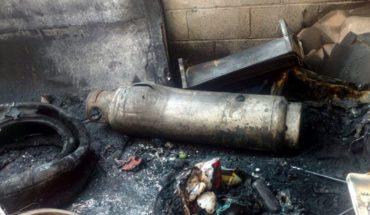 Familia iba a comer y explota el tanque de gas en Zapopan