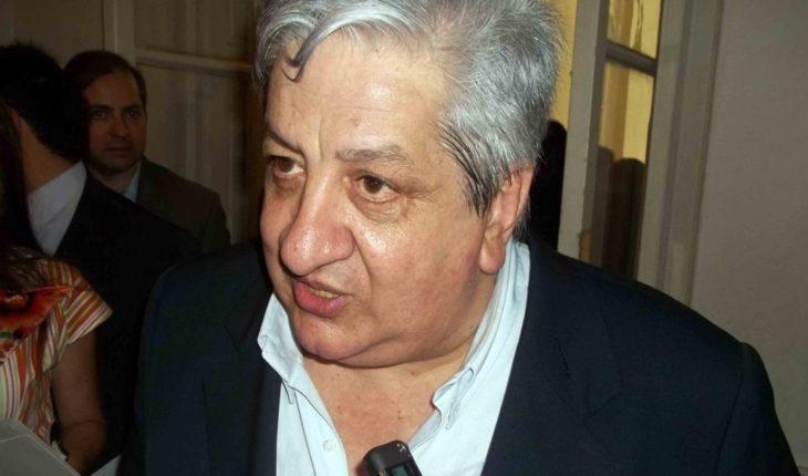 Finalizó la protesta: se desencadenó Julio Piumato