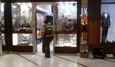 """Fiscal Guerra por asalto en Parque Arauco: """"es el propio comerciante"""" el responsable de la seguridad"""
