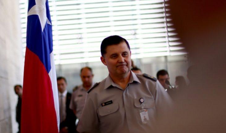 Fiscales toman declaraciones al general Martínez por venta de armas a narcos