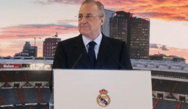 """Florentino Pérez: """"Modric representa el talento y valores del Madrid"""""""
