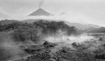 Fotógrafo retrata daños causados por Volcán de Fuego