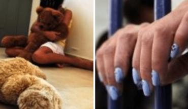 Fue abusada desde niña por su padrastro, hoy vive en prisión