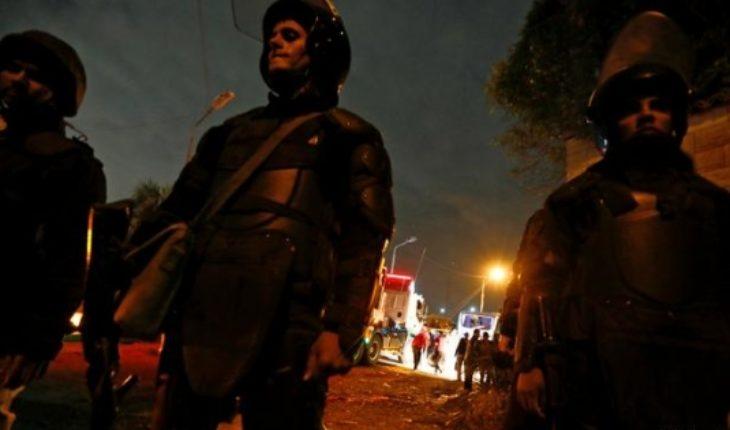 """Fuerzas egipcias abaten a 40 """"terroristas"""" tras atentado en El Cairo"""