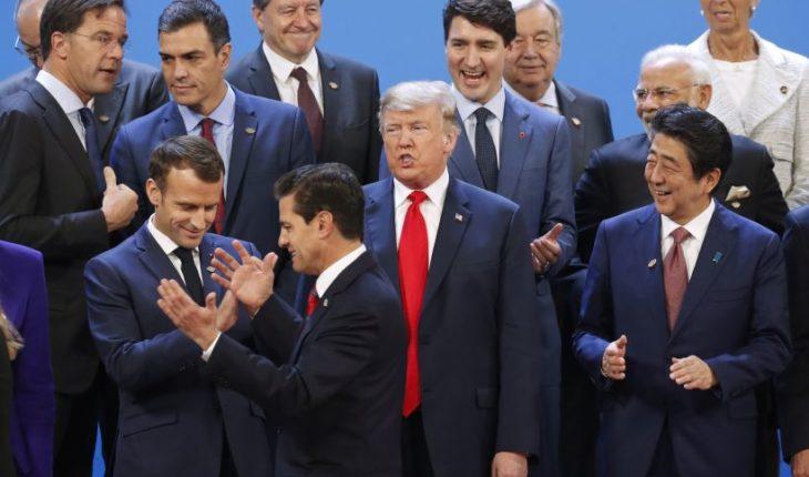 """G20 afirma que acuerdo sobre cambio climático es """"irreversible"""" aunque no incluya a EEUU"""
