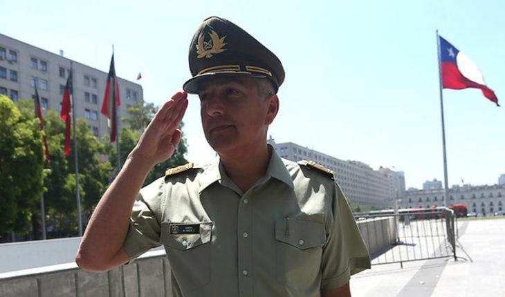 """General Rozas: """"Me preocuparé y ocuparé de mejorar nuestra organización y robustecer nuestro prestigio"""""""