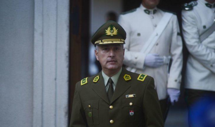 """General Rozas a padre de Catrillanca: """"Si yo pudiera, tuviera la instancia y se diera la situación, le pediría perdón"""""""