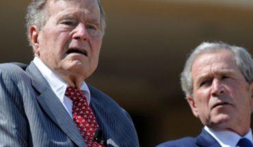"""George W. Bush: """"Fue el mejor padre que un hijo pudiera tener"""""""