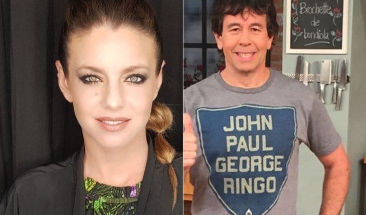 Geraldine Neumann denunció penalmente a Ariel Rodríguez Palacios por maltrato