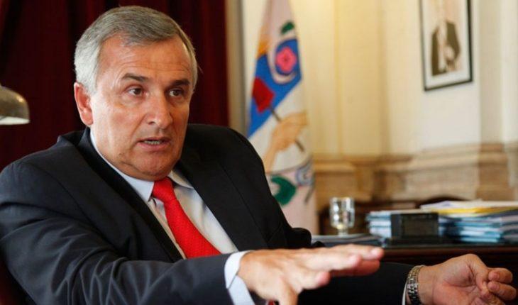 """Gerardo Morales indignado con la Justicia: """"La lucha contra la impunidad sigue"""""""