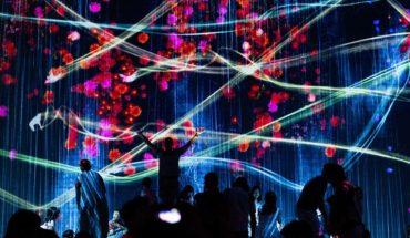 Globalización 4.0: centrada en las personas. MORI Building DIGITAL ART MUSEUM teamLab Borderless, Tokio (Japón). Foto: rabbit_akra (CC BY 2.0). Blog Elcano