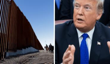 Gobierno de EEUU cierra por no aprobar fondos para muro
