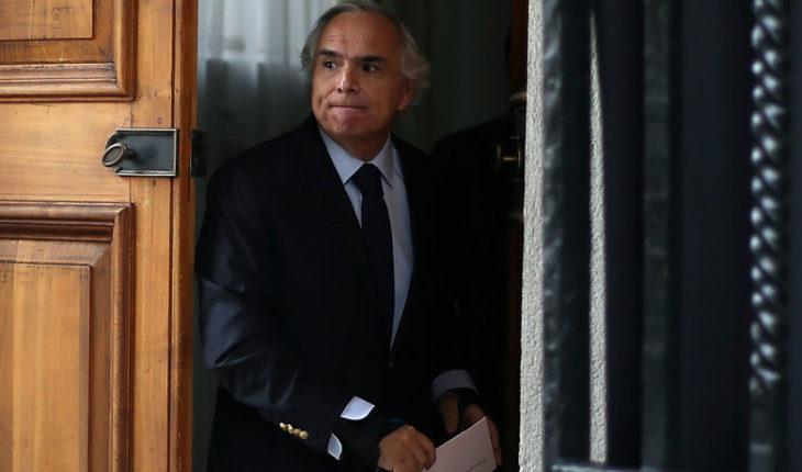 """Gobierno y salida de Franzani: """"Se está avanzando en la instrucción de plena colaboración con la Fiscalía"""""""