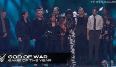 God of War derrota a Red Dead Redemption 2 en The Game Awards