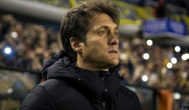 Guillermo Barros Schelotto no seguirá como técnico de Boca