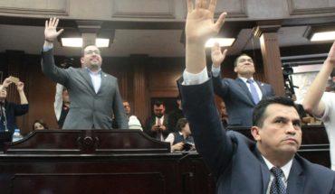 Habrá nuevos impuestos para Michoacán, diputados aprueban Ley de Hacienda