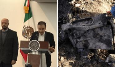 Helicóptero de gobernadora de Puebla sin rastros de explosivos