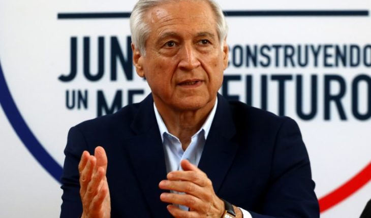 """Heraldo Muñoz: """"Resulta vergonzoso que Chile haya abandonado (el Pacto Migratorio)"""""""