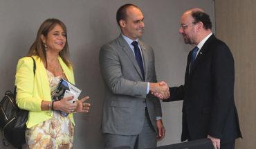 Hijo de Bolsonaro se reunió con el ministro de Desarrollo Social