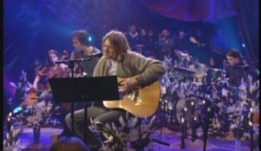 Hoy se cumplen 25 años del MTV Unplugged de Nirvana