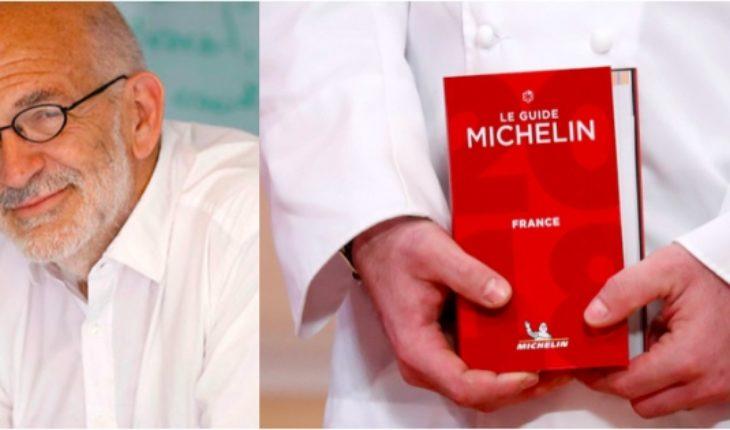 """Ignacio Medina y la posibilidad de que la Guía Michelin llegue a Chile: """"Es una buena noticia"""""""