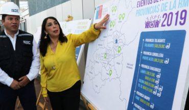 Intendencia autorizó 10 eventos masivos para la celebrar Año Nuevo en Santiago