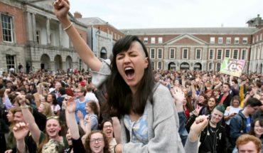 Irlanda aprobó el proyecto de ley que legaliza el aborto