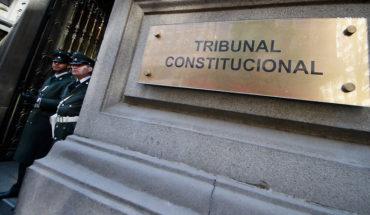 """Javier Macaya: """"Cada vez que a la oposición no le gusta un dictamen del TC lo empieza a cuestionar"""""""