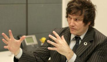 Javier Milei en UDP: el economista de lenguaje soez