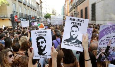 """Justicia española confirmó la condena de nueve años por abuso sexual para """"La Manada"""""""