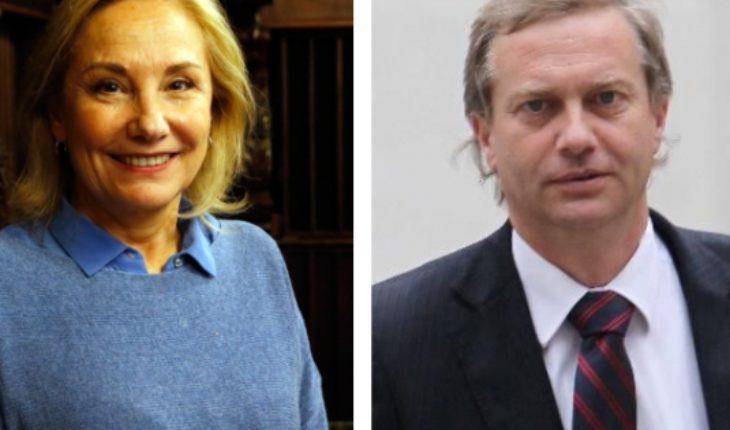 """Kast le ofrece pega a Cecilia Morel: """"Sería una excelente Ministra de Desarrollo Social"""""""