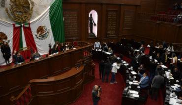 LXXIV legislatura aprueba Agenda Legislativa 2018-2021