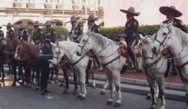 La Policía Charra regresa a la CDMX