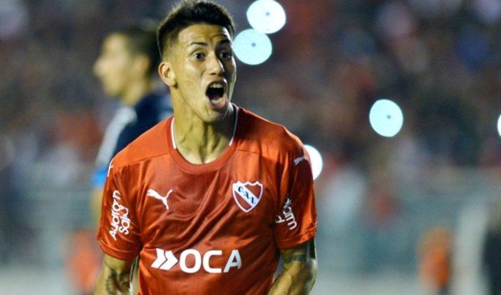La carta de despedida que Meza le dedicó a Independiente