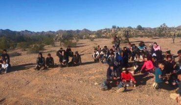 La impactante caída de jóvenes migrantes al intentar cruzar el muro fronterizo de Estados Unidos