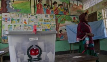 La premier Sheikh Hasina gana los comicios de Bangladesh