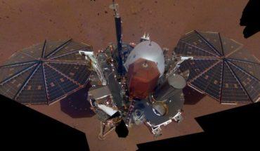 La sonda InSight de la NASA toma su primera selfie sobre la superficie de Marte