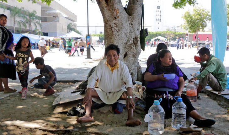 La vida de los desplazados de Aldama, Chiapas